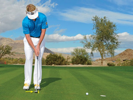 Putt Better With The Pop Putting Method