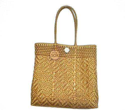 Gold Inca Lila Purse