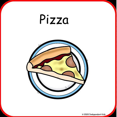 Pizza Recipe Book