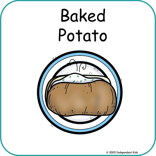 Baked Potato Recipe Book