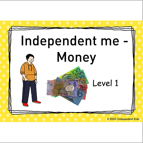 Independent Me - Money 1 (male)