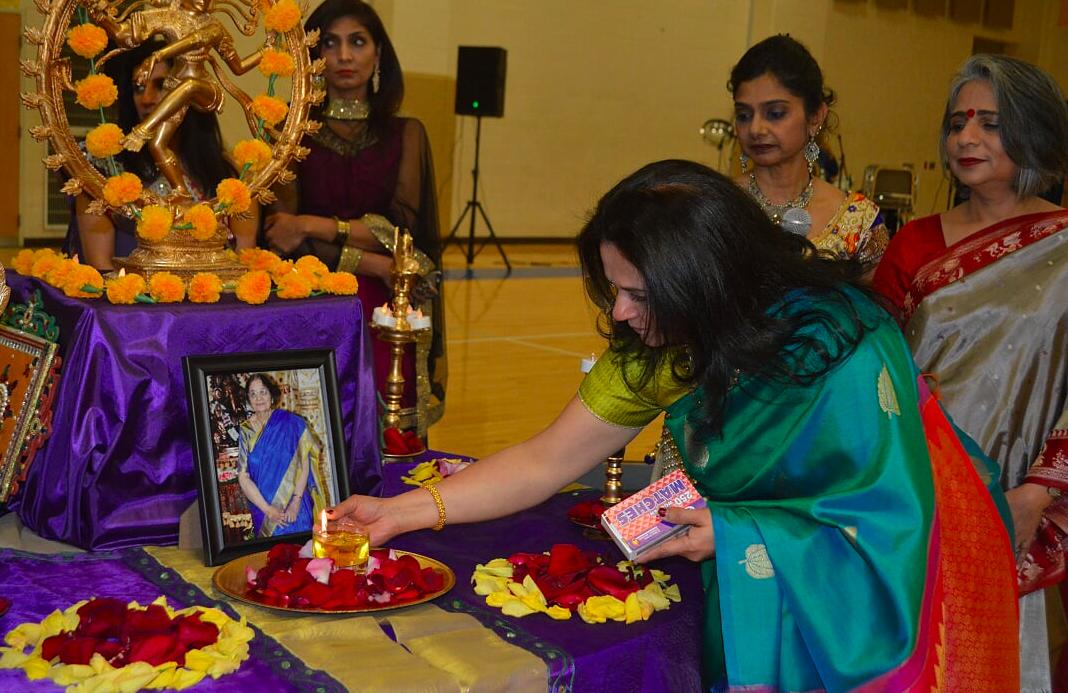 Garba Opening Ceremony