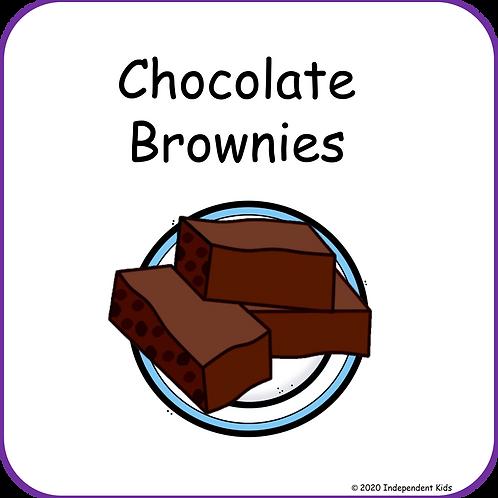 Chocolate Brownies Recipe Book