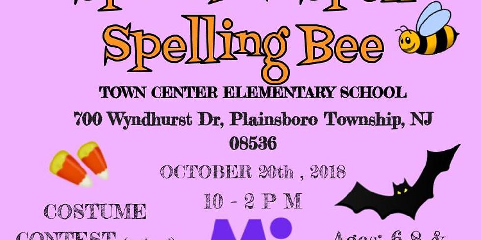 Spook N' Spell Spelling Bee 2018