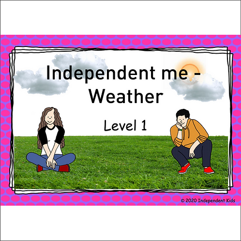 Independent Me - Weather