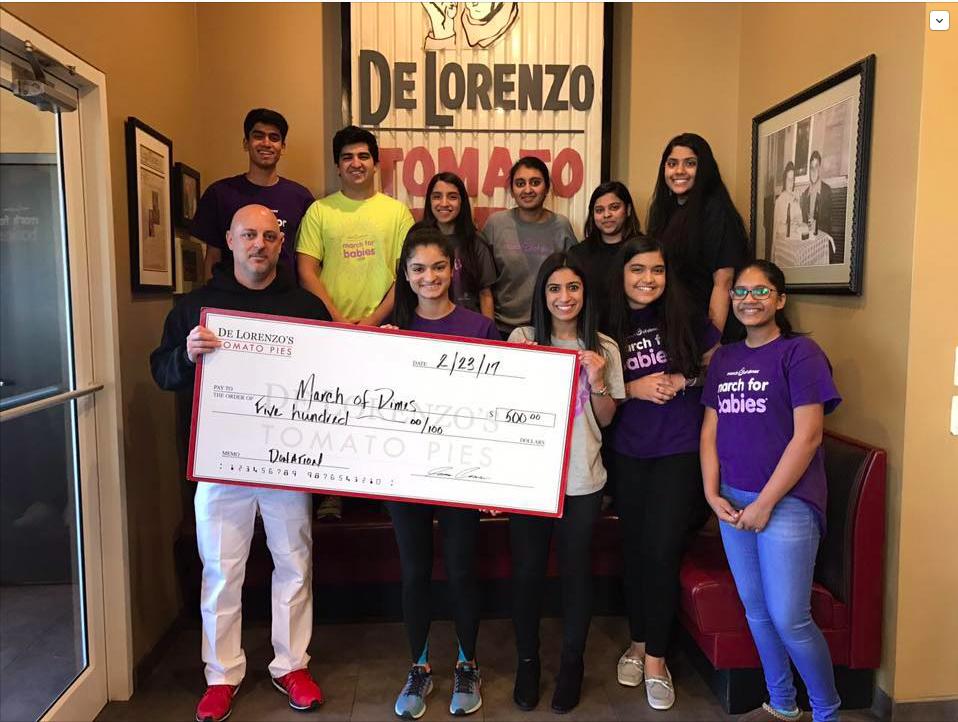 DeLorenzo's Fundraiser