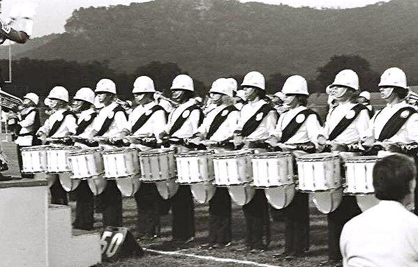1979 Phantom Snareline At Front Sideline