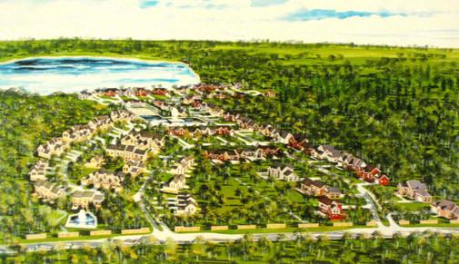 Casein (Aerial:Subdivision Condominiums)