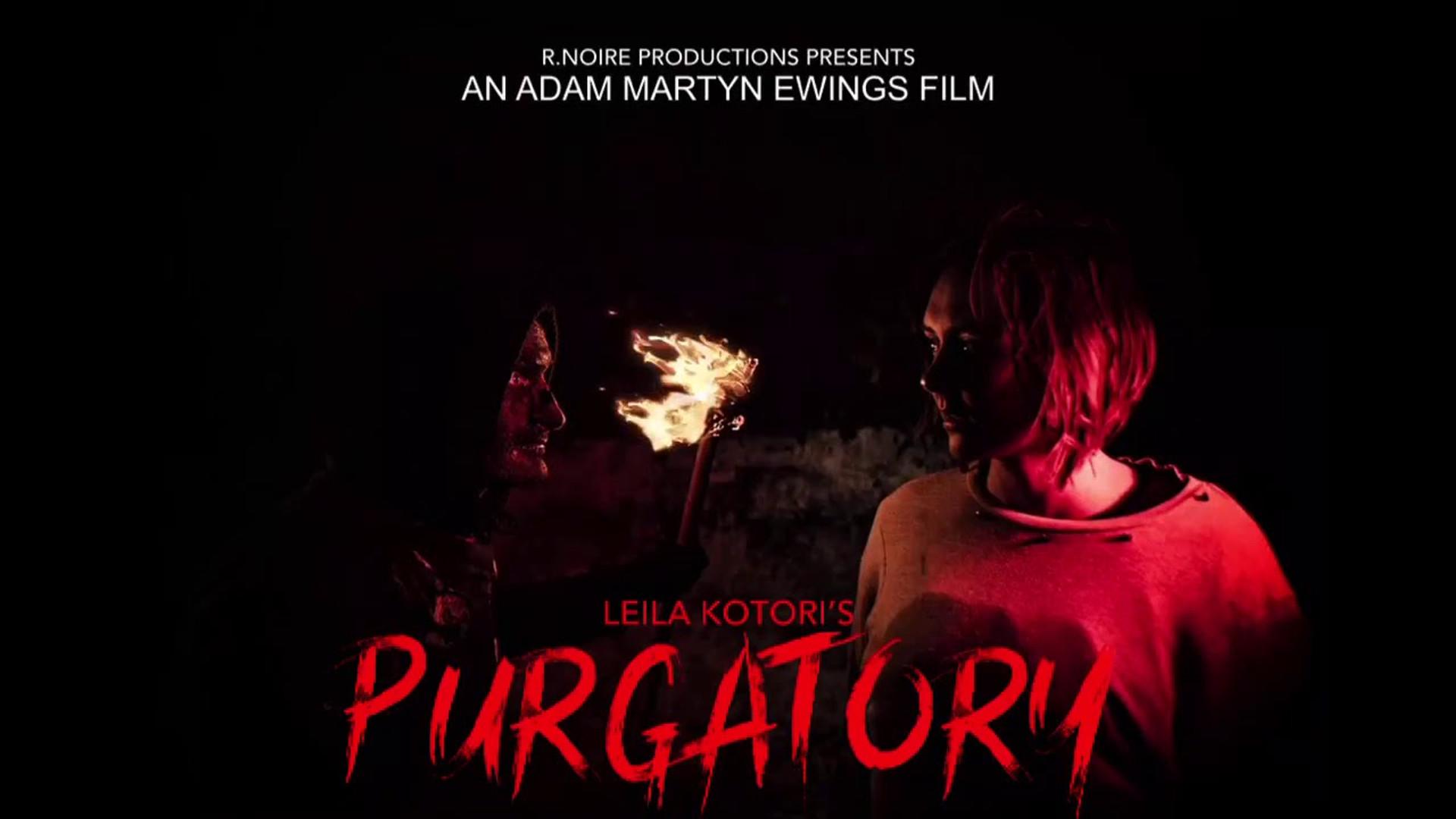 Leila Kotori's Purgatory Live Poster