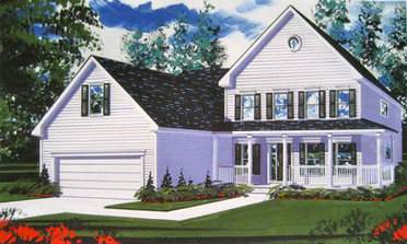 Residential (Casein) 24 Country White Co