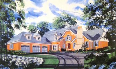 Residential (Casein) 05 Brick & Stone 3