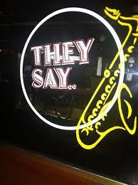 They Say Restaurant Detroit Michigan