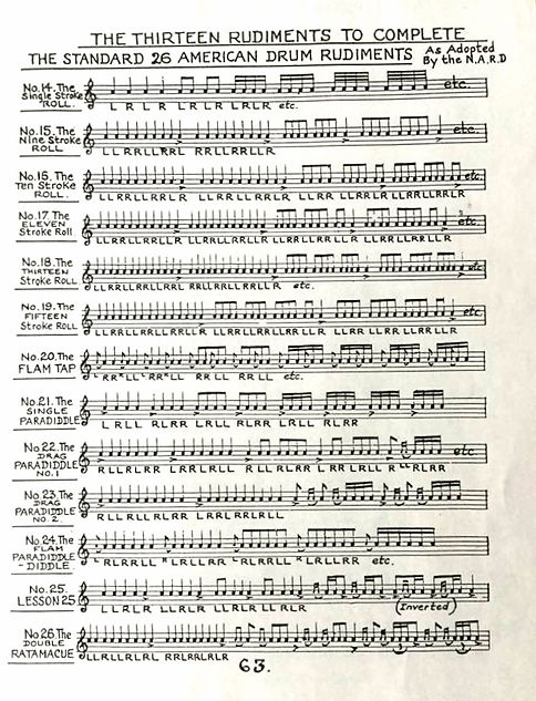 Standard%2013%20Rudiments%20To%20Complet