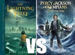 Percy Jackson: Book or Movie?