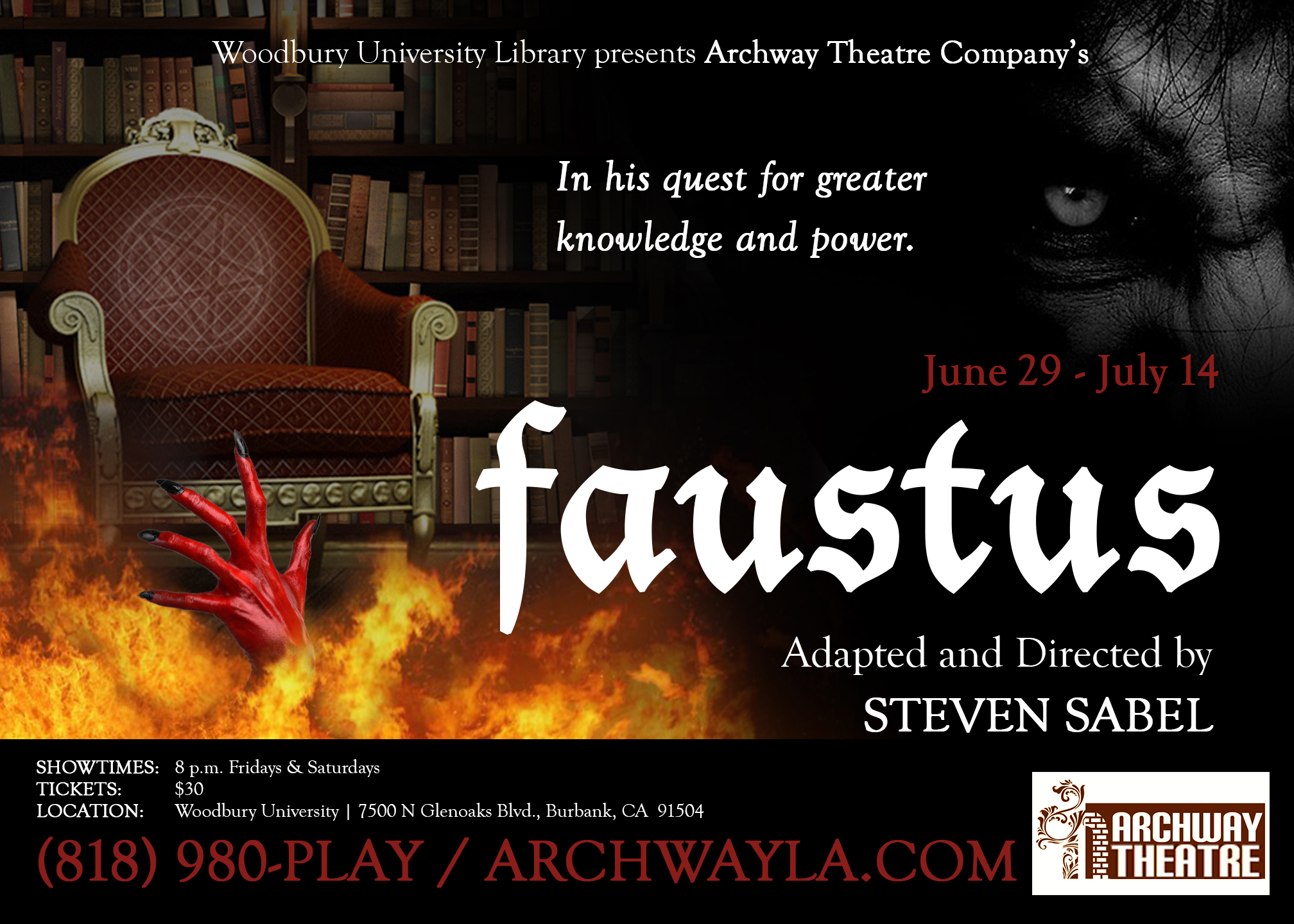 Postcard - Faustus_rev