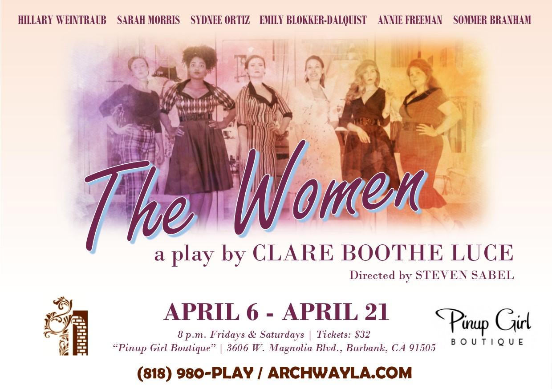 Postcard - The Women_rev