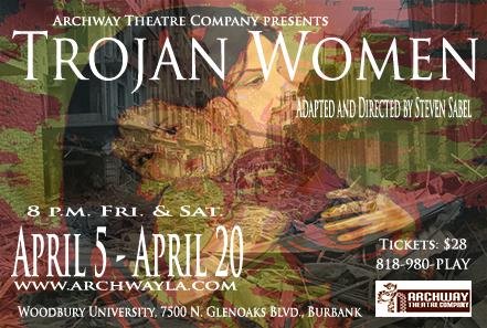 Trojan Women Poster