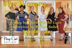 The Women Postcard