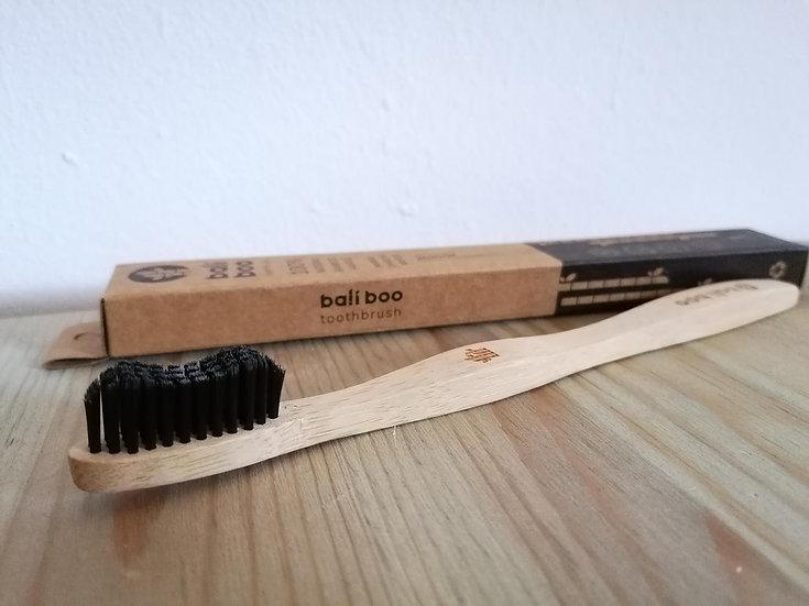 Cepillo dientes de bambú adulto