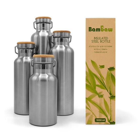 Botella térmica Bambaw 1000ml