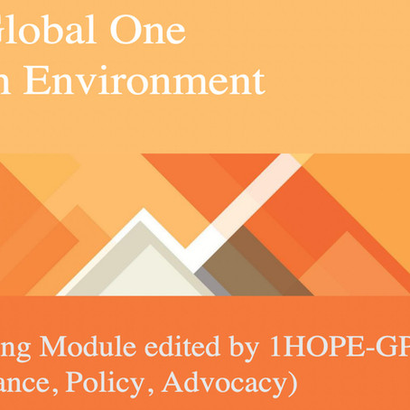 The Global One Health Environment