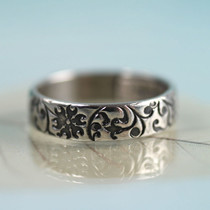 Floral Ring Band