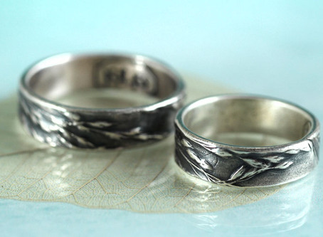 Making the Wild Grasses Ring
