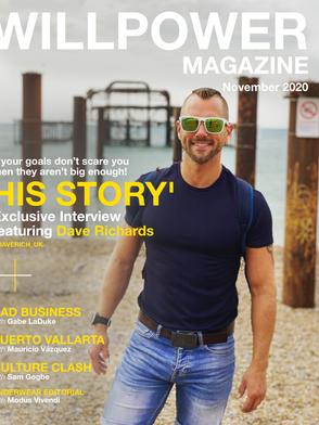 Willpower Magazine Nov 2020