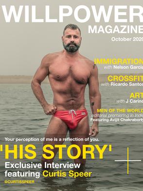 Willpower Magazine Oct 2020