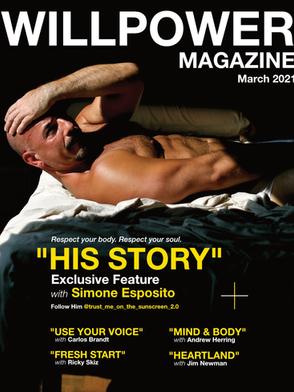 Willpower Magazine March 2021