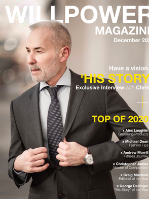 Willpower Magazine Dec 2020