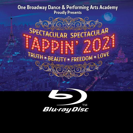 One Broadway: Tappin' 21 Blu-ray