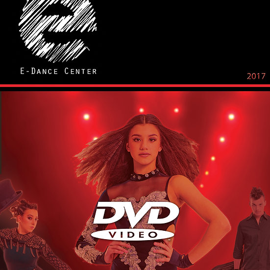 e-dance: 2017 DVD