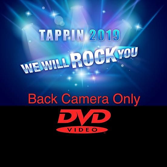 One Broadway: Tappin' 19 **BACK CAMERA DVD**