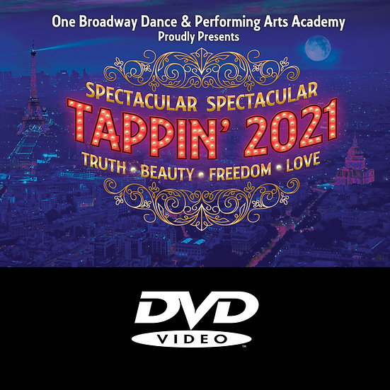 One Broadway: Tappin' 21 DVD