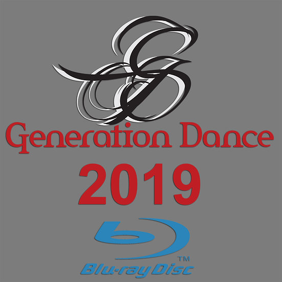 Generation Dance: Tour de Force 2019 Blu-ray