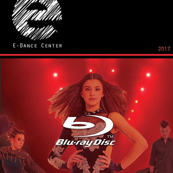 e-dance: 2017 Blu-ray