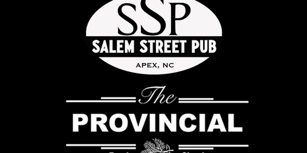 Salem Street Pub and The Provincial - Apex