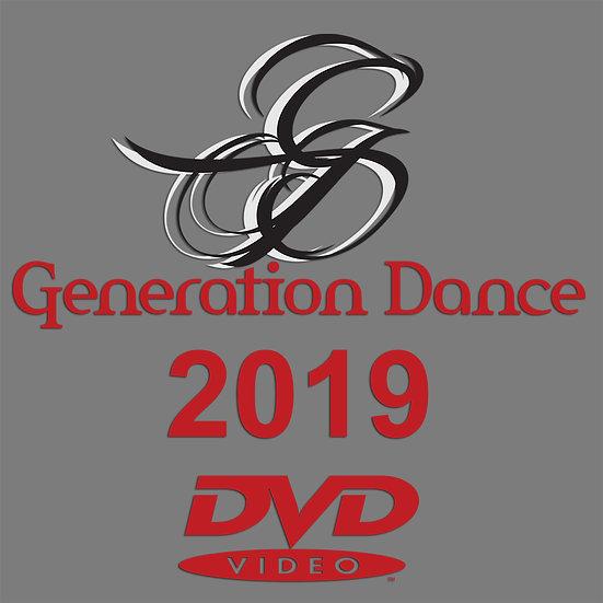 Generation Dance: Tour de Force 2019 DVD
