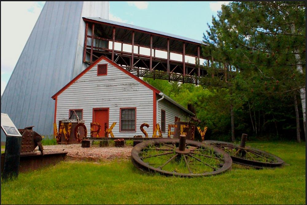 Croft Mine Museum