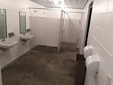 True North Basecamp Shower House