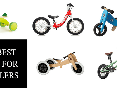 Make your toddler happy with one of these bikes