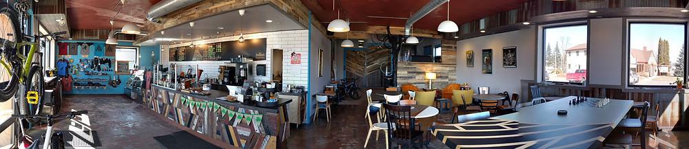 Red Raven Coffee & Bike Shop