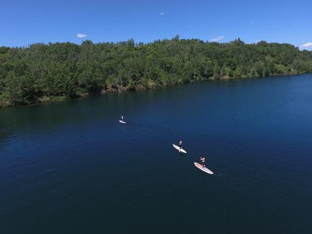 The History of Stand-up Paddle Boarding