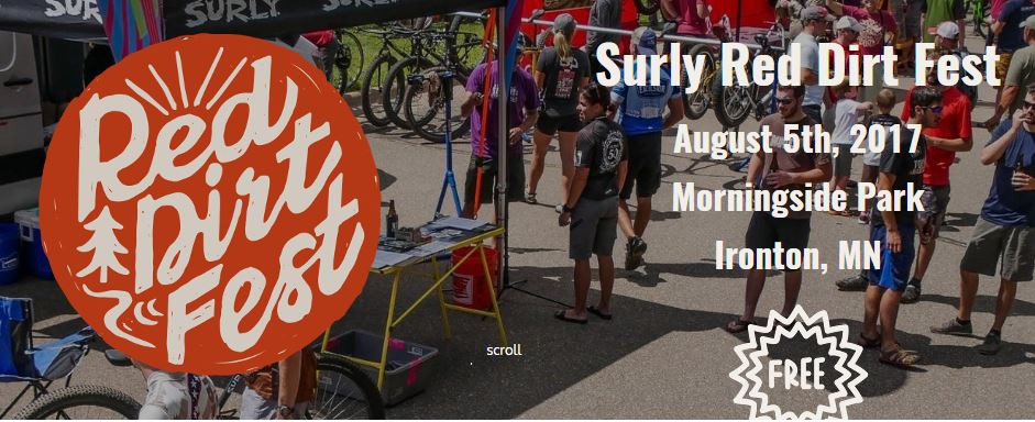 Surly Red Dirt Fest