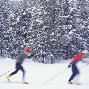 Cuyuna Cross Country Skiing