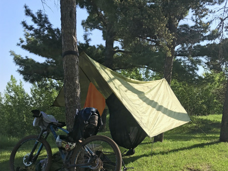 Camping In Minnesota: Cuyuna Country Recreation Area