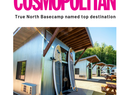 Cosmopolitan names True North Basecamp Top in Minnesota