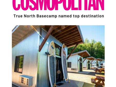 Cosmopolitan names True North Basecamp Top in Minnesota