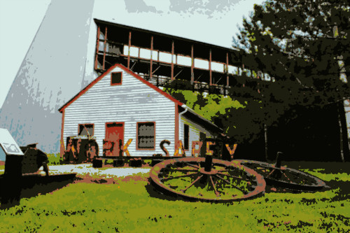 Croft Mine Historical Park